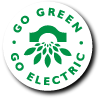 Go green, go electric