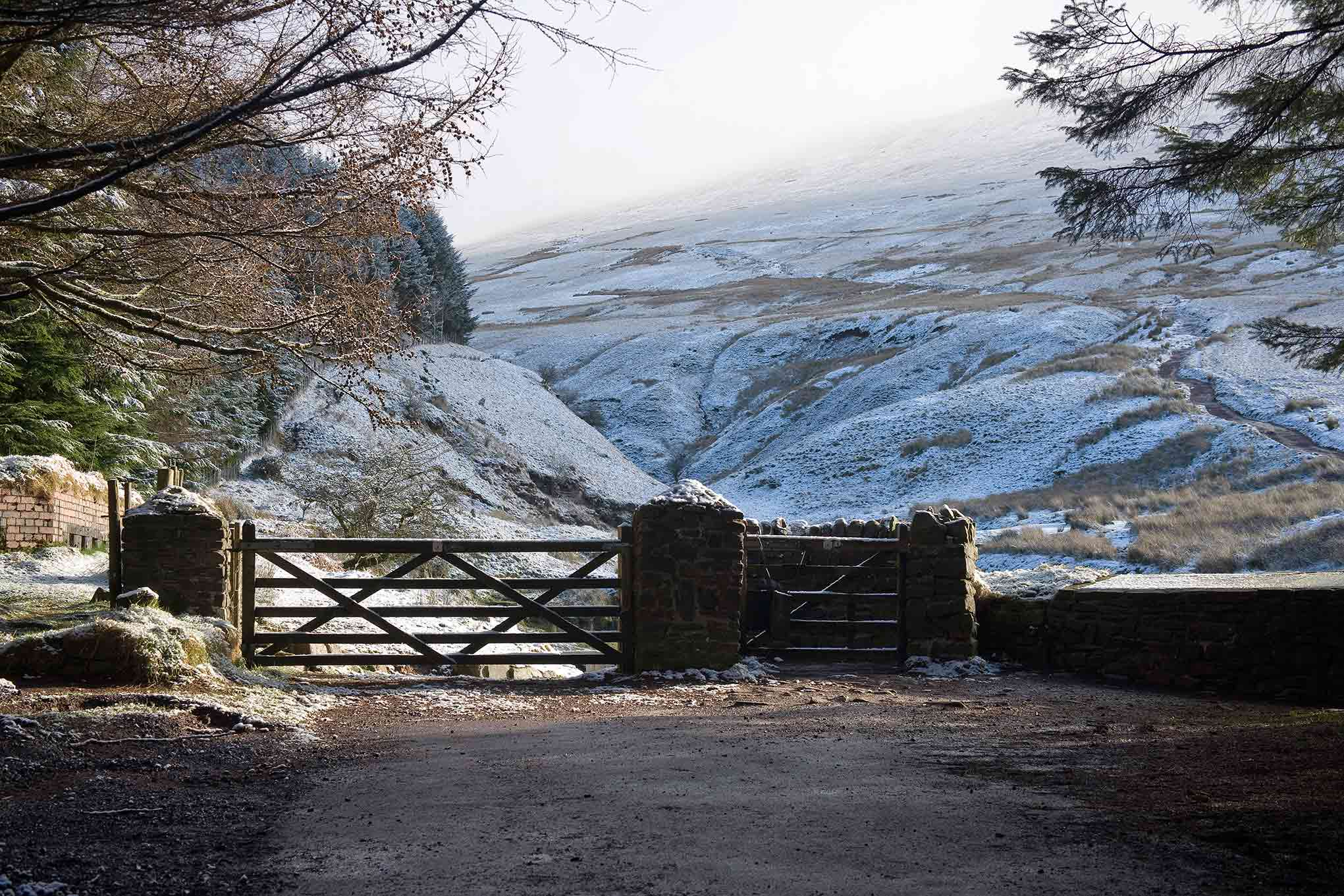 Visiting Brecon Beacons in winter   Blog